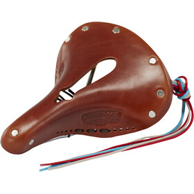 Brooks B17 S Imperial Saddle Made Of Corn Leather Dame honey
